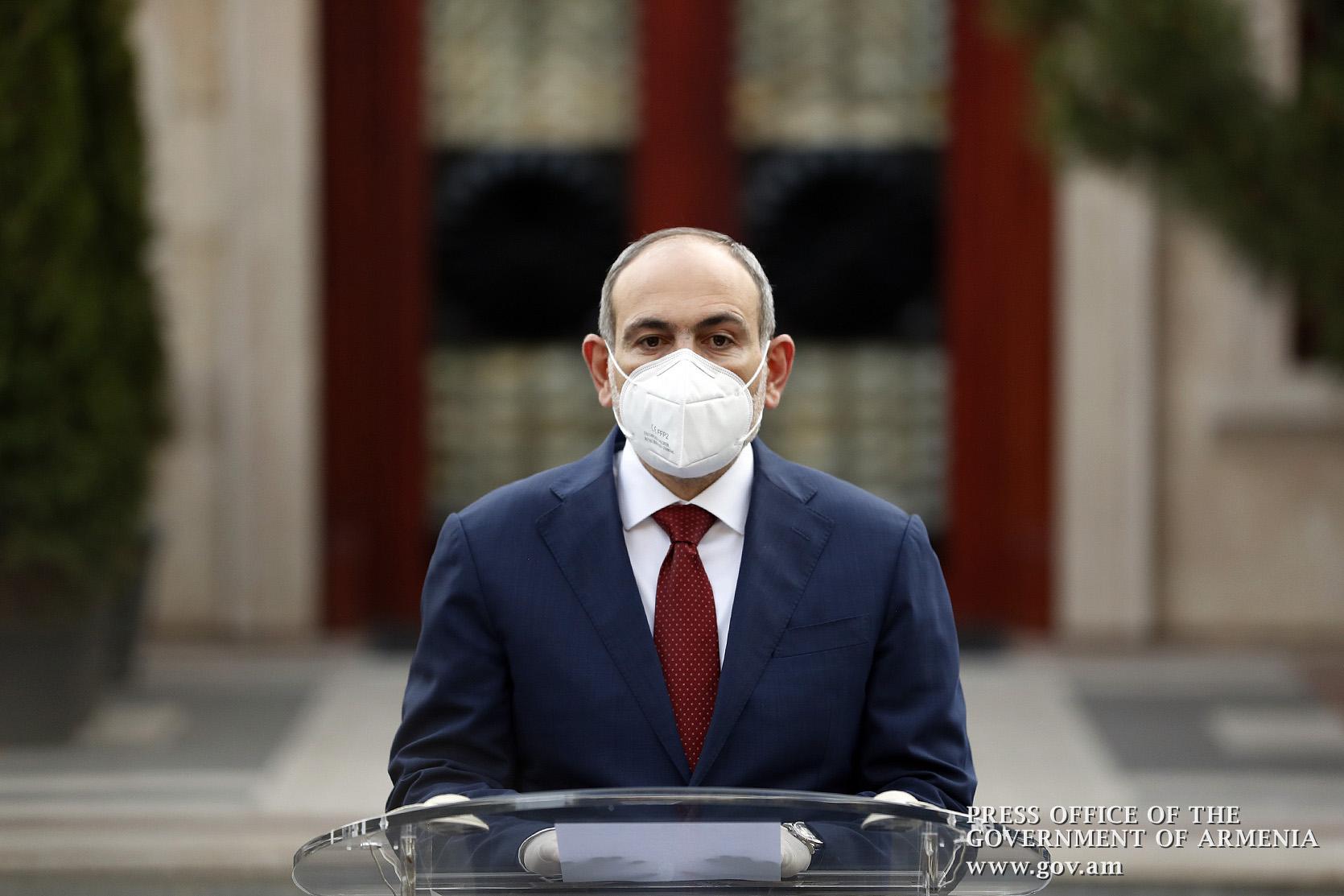 Photo of Отставок не будет. «Наша главная задача в том, чтобы в отставку подал коронавирус», — Пашинян