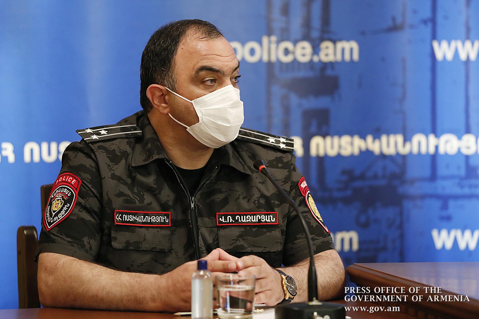 Photo of Ոստիկանապետը նախագիծ է ներկայացրել, որով առաջարկվում է ճանապարհային 3 նոր նշան ավելացնել ՀՀ-ում