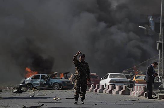 Photo of В одной из мечетей Кабула произошел взрыв