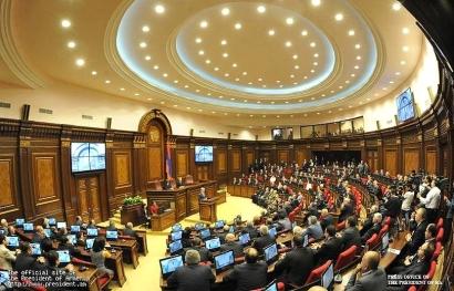 Photo of ԱԺ արտահերթ նիստը՝ ուղիղ․ օրակարգում է «Հարկային օրենսգրքում փոփոխություններ կատարելու մասին» նախագիծը 1-ին և 2-րդ ընթերցմամբ ընդունելու մասին հարցը