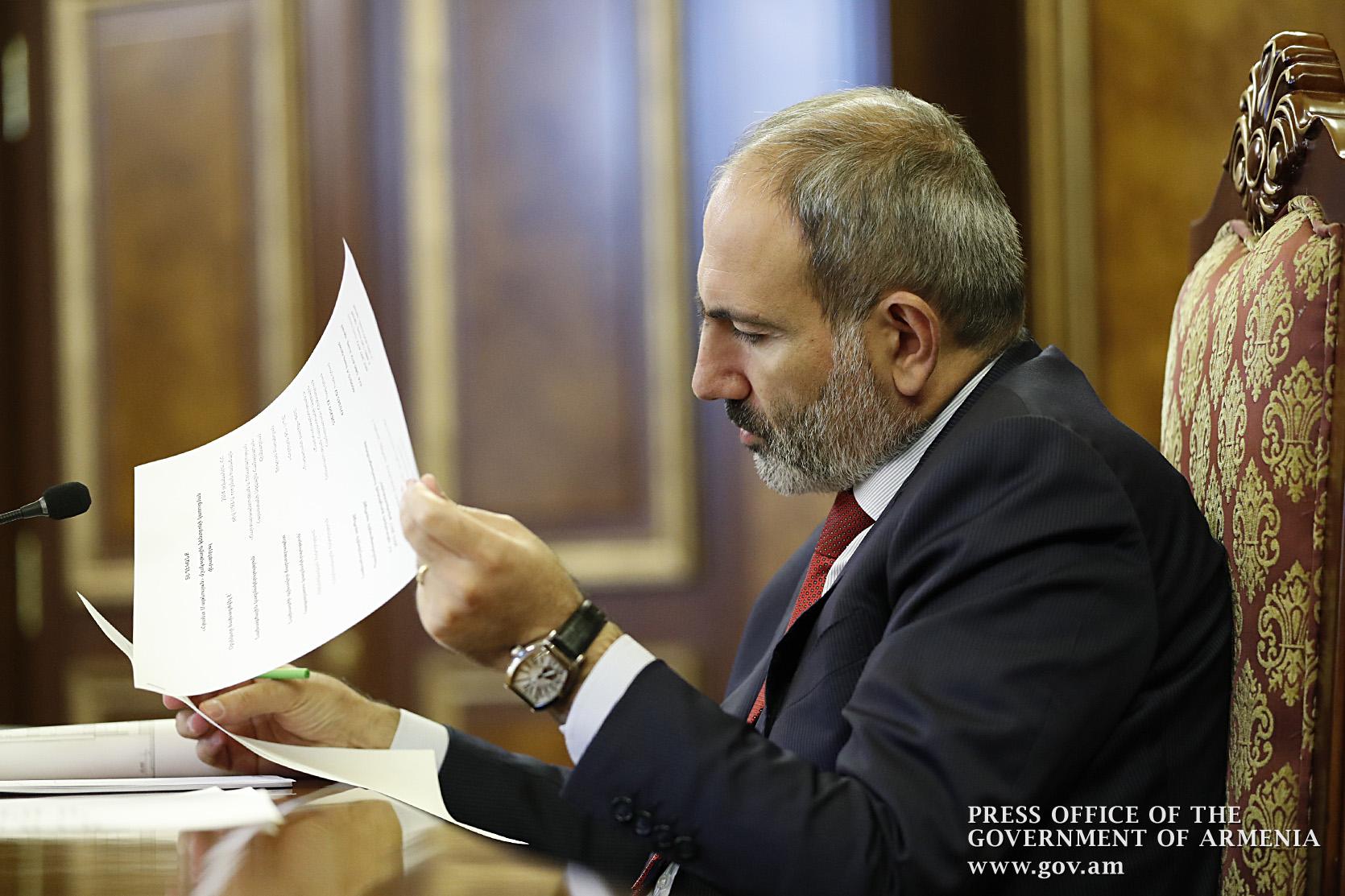 Photo of Премьер-министр Армении опубликовал национальные цели армянского народа