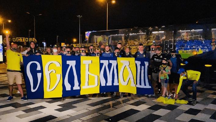 Photo of Ինչպես են Ռոստովի երկրպագուները դիմավորել թիմի երիտասարդ ֆուտբոլիստներին