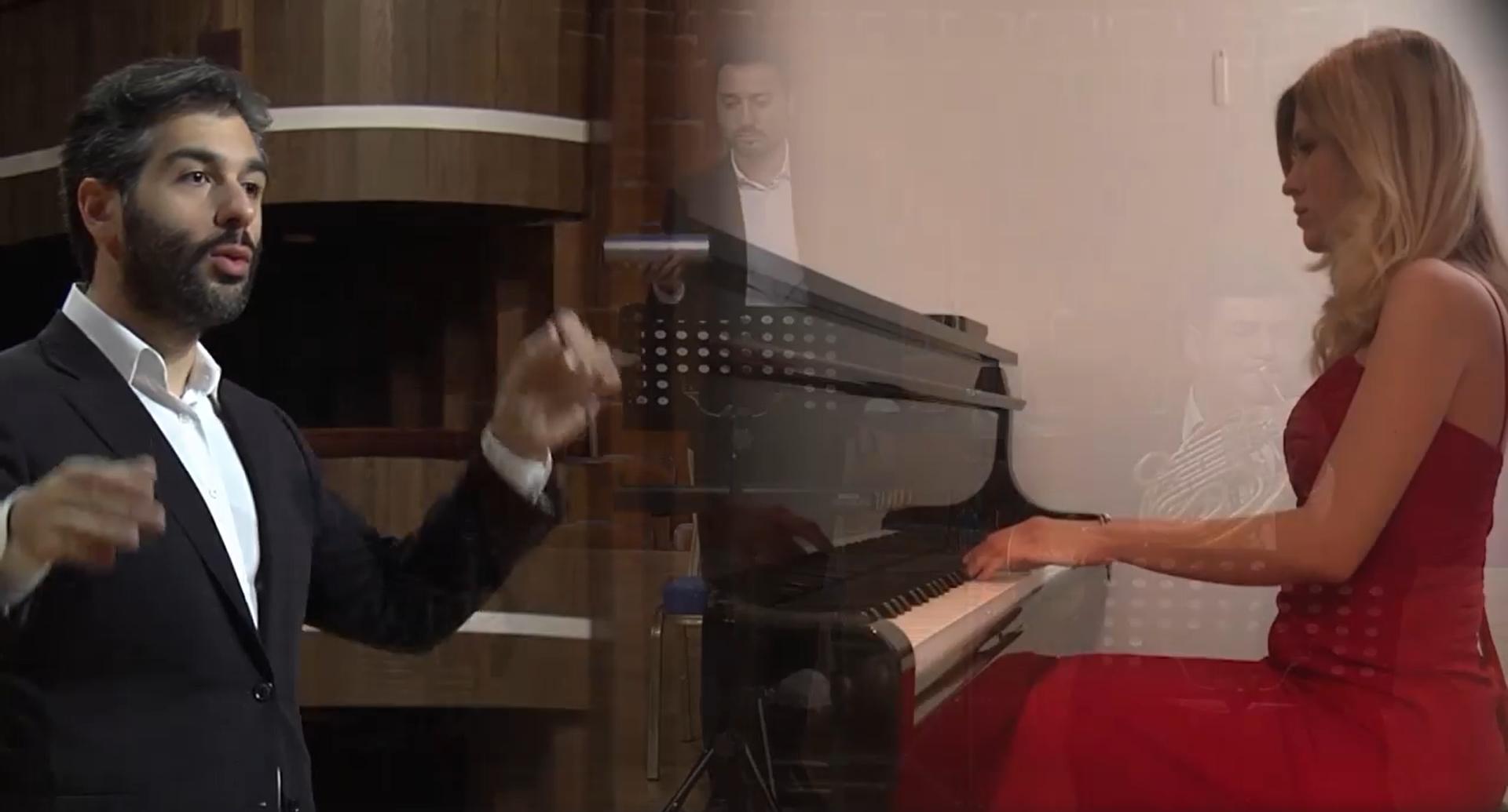 Photo of Հայ-իտալական երաժշտական ուղերձ՝ նվիրված հայ-իտալական բարեկամությանը