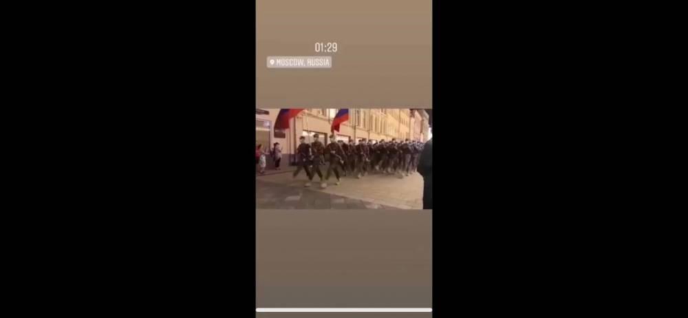 Photo of «Մոսկվա, տղերքը պատրաստվում են շքերթին». ՊՆ մամուլի խոսնակը տեսանյութ է հրապարակել