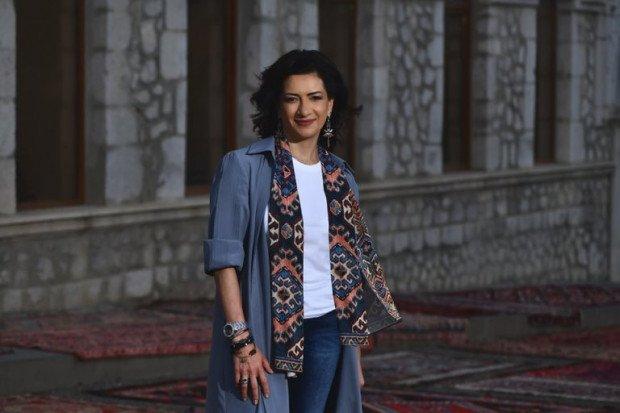 Photo of Աննա Հակոբյանը՝ գովազդային արշավի մոդել