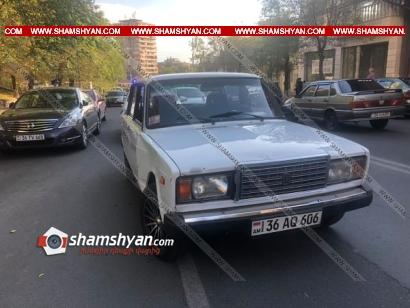 Photo of Երևանում ամյա 65-ամյա վարորդը 07-ով վրաերթի է ենթարկել հեծանվորդին, որը անչափահաս տղա է