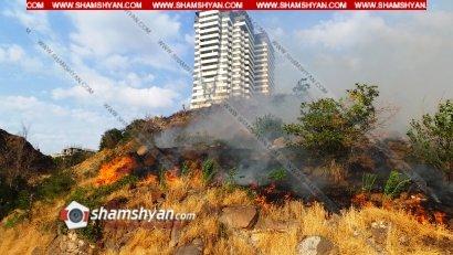 Photo of Հրազդանի կիրճում բռնկված հրդեհը մարվել է. այրվել է 4 հա բուսածածկ տարածք, 11 ծառ և 14 կոճղ