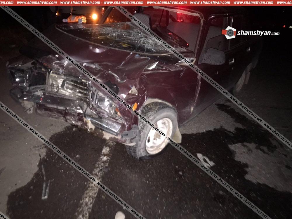 Photo of Ավտովթար Գեղարքունիքի մարզում. բախվել են 07-երը. կա 6 վիրավոր