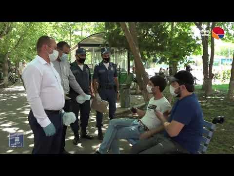 Photo of Հրազդանում արձանագրվել են սոցիալական հեռավորություն  չպահպանելու դեպքեր․ ԲԸՏՄ