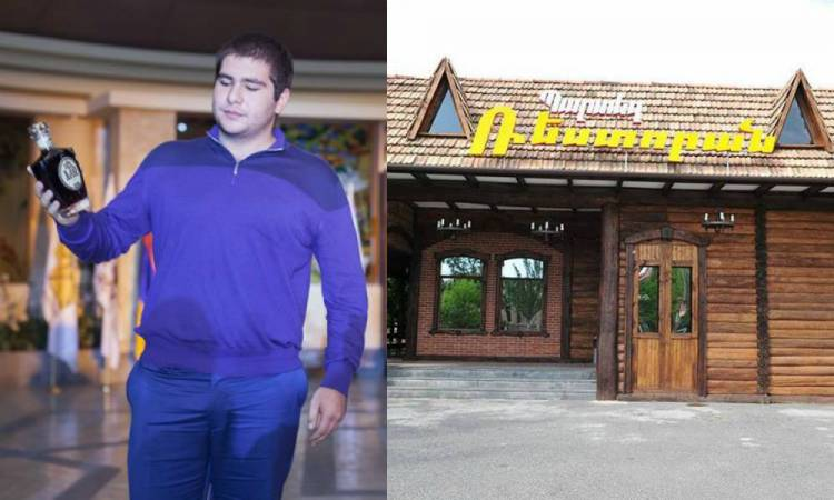 Photo of Գագիկ Ծառուկյանի տղան՝ Նվեր Ծառուկյանը կորոնավիրուսով հիվանդ է. newarmenia.am