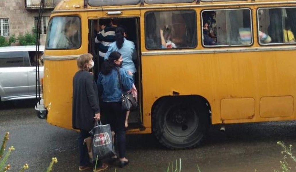 Photo of Վարչապետի կողմից հրապարակած ավտոբուսները Գլորիա ընկերության սեփականությունը չեն հանդիսանում. Կ. Թումանյան