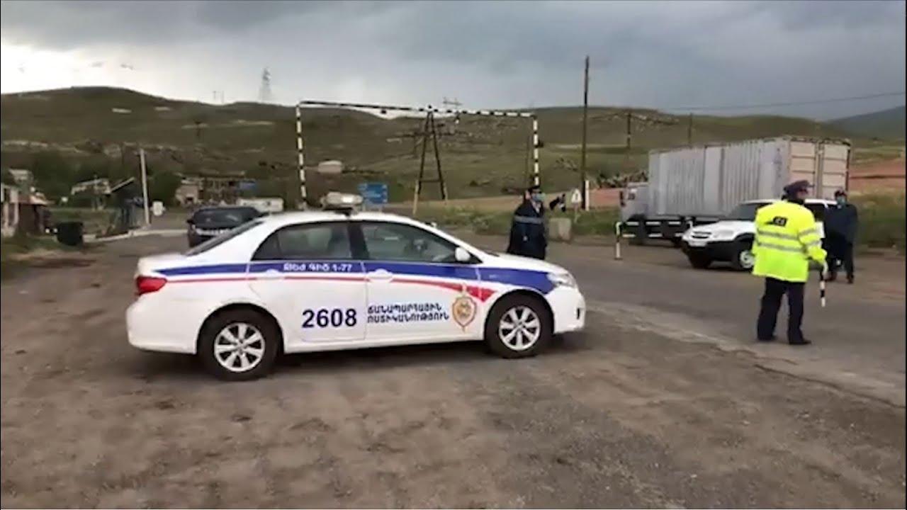 Photo of Ոստիկանության ուժեղացված ստուգայցերը շարունակվում են