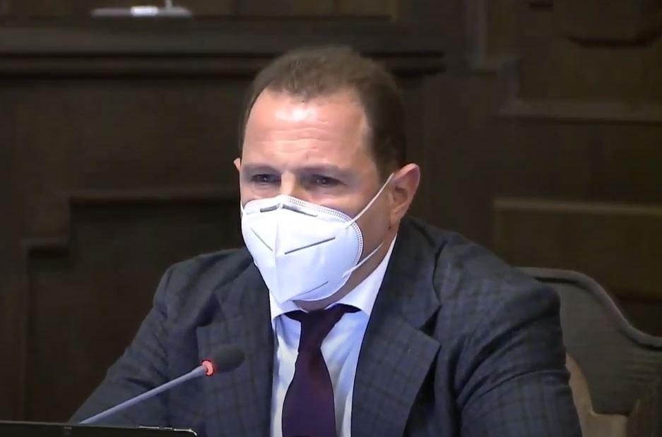 Photo of Դավիթ Տոնոյանը մանրամասնում է՝ ինչ է տեղի ունեցել սահմանին