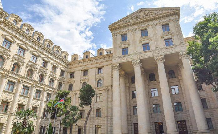 Photo of Скандал: служба госбезопасности Азербайджана провела операцию в МИД страны