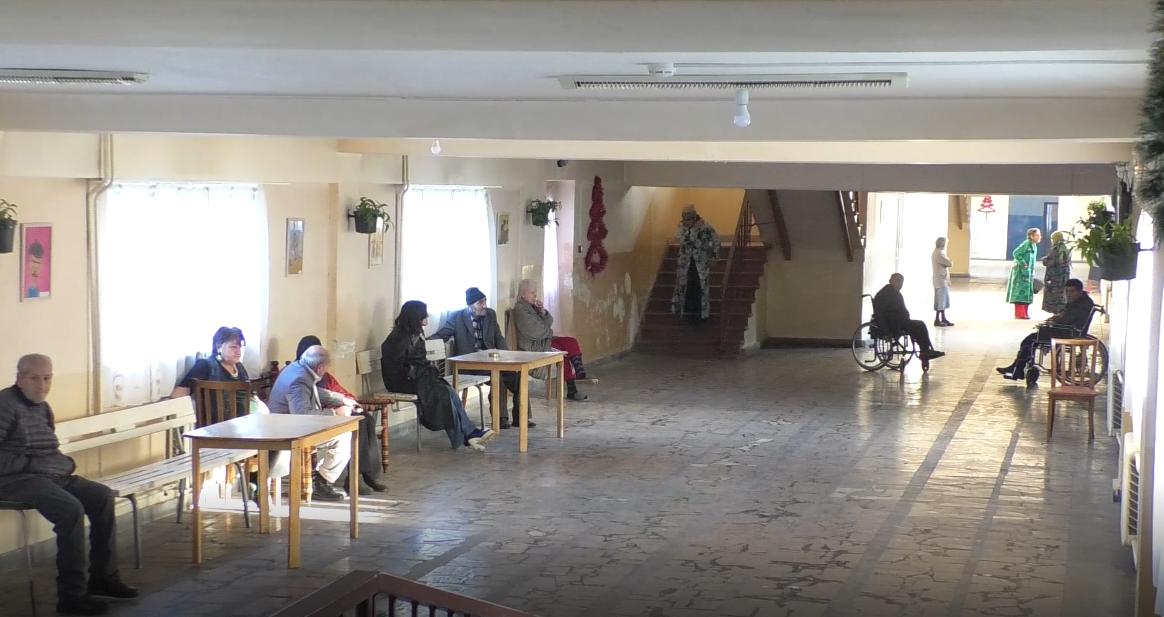 Photo of 55 из 151 бенефициара Гюмрийского дома-интерната для престарелых инфицированны коронавирусом, 1 человек скончался.