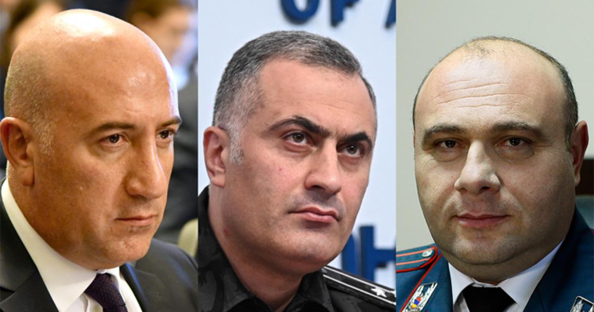 Photo of ՀՀ ոստիկանության պետի հրամանները բացառապես բխել են օրենսդրական պահանջներից և եղել են իրավաչափ. ծառայողական քննության արդյունքներով