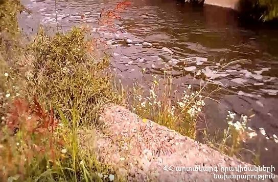 Photo of Փրկարարները հայտնաբերել են Արզնի-Շամիրամ ջրանցքն ընկած քաղաքացու դին
