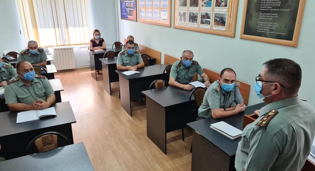 Photo of Ամփոփվել են զորքերի ծառայության վարչության կատարած աշխատանքները