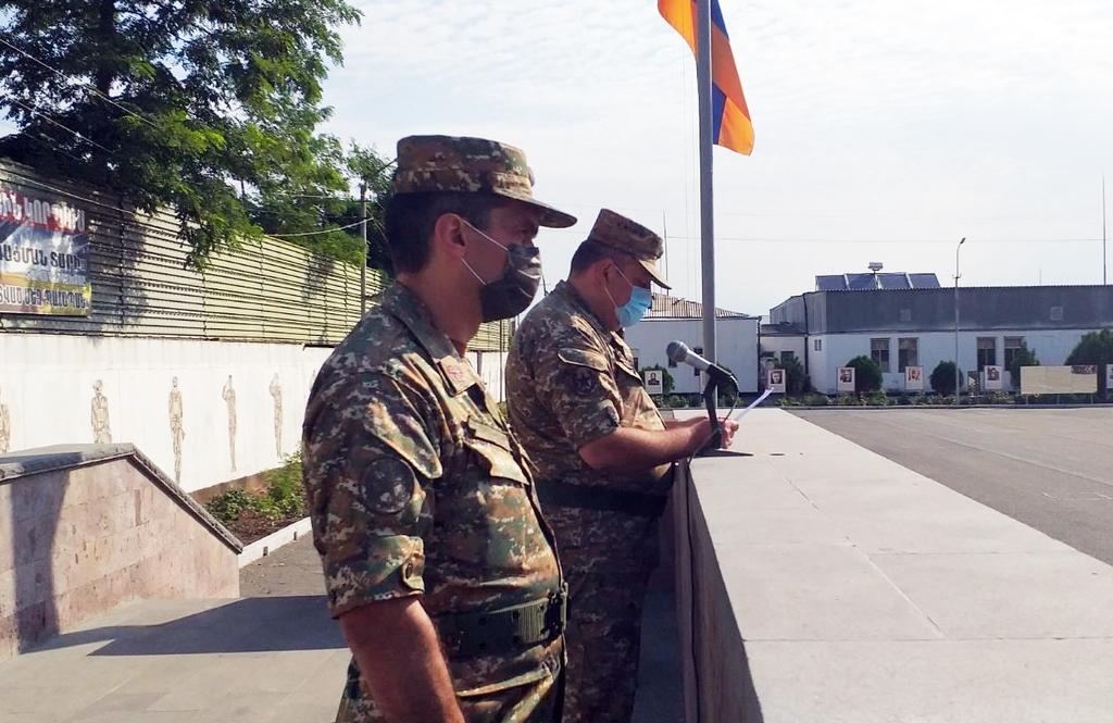Photo of Զորացրվում են ժամկետային ծառայությունն ավարտած զինծառայողները