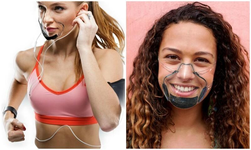 Photo of В США изобрели прозрачные самоочищающиеся маски для лица