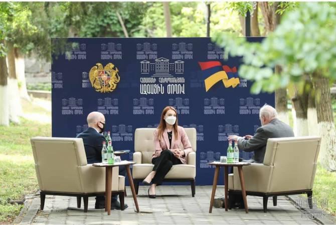 Photo of Парламентские группы дружбы Армения-Великобритания проведут онлайн-встречу