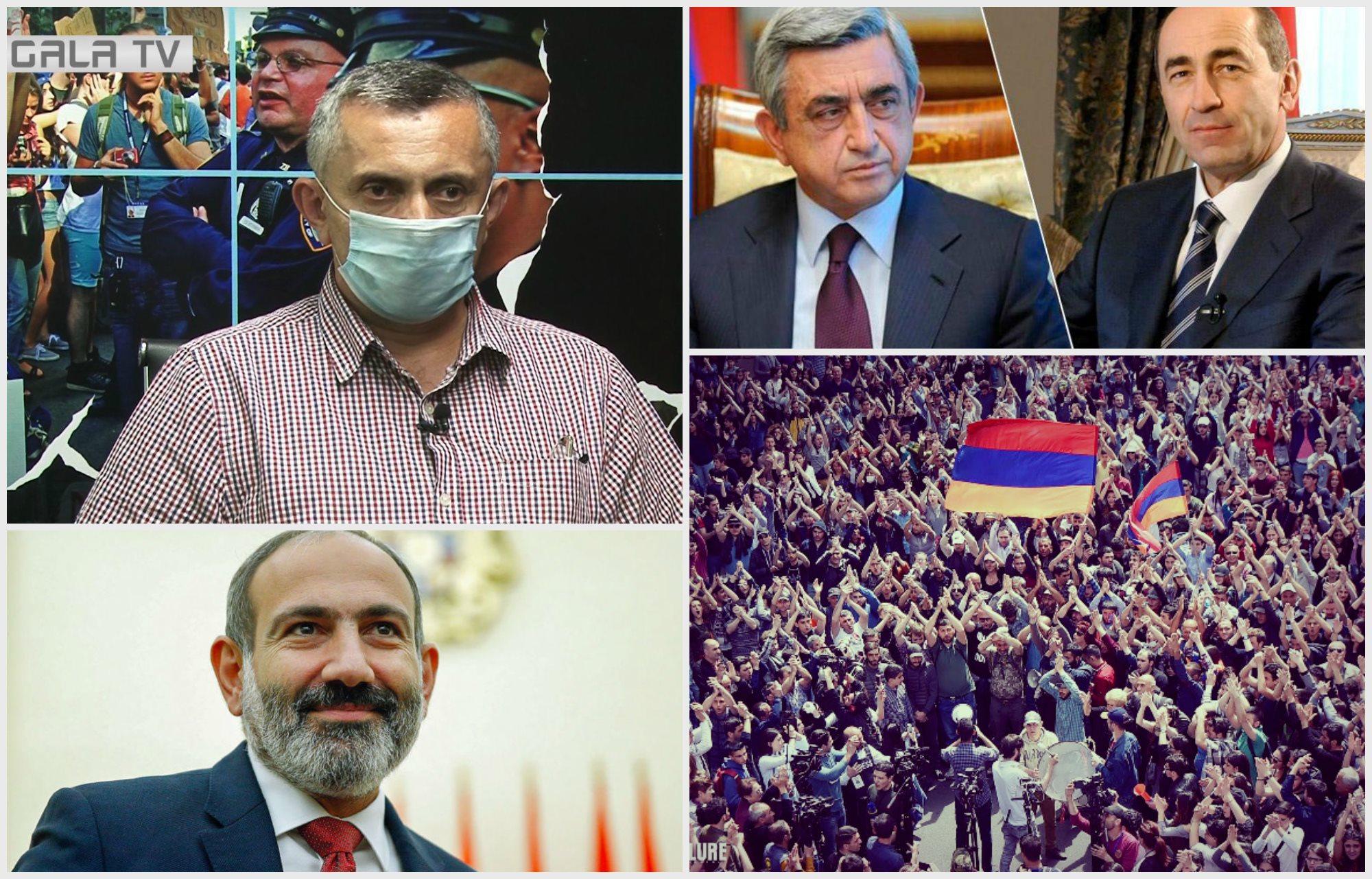 Photo of Ռոբերտ Քոչարյանը պետք է դատվեր իշխանությունը յուրացնելու համար, և նրա կողքին պետք է նստած լիներ Սերժ Սարգսյանը. Արմեն Աղայան