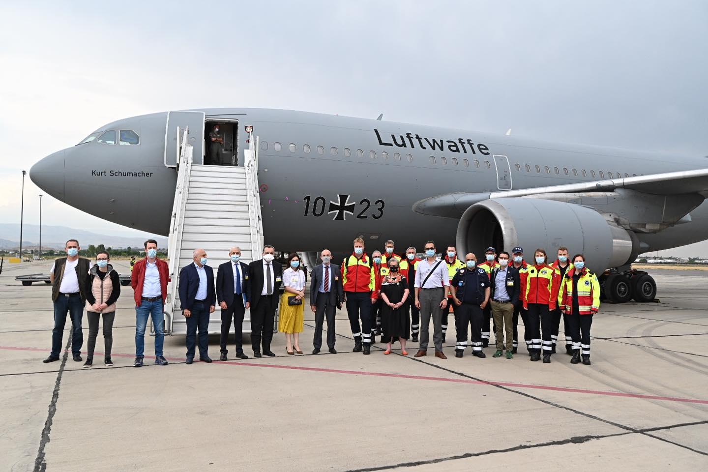 Photo of Գերմանիայից Հայաստան ժամանած բժիշկների և առողջապահության ոլորտի մասնագետների առաքելությունը