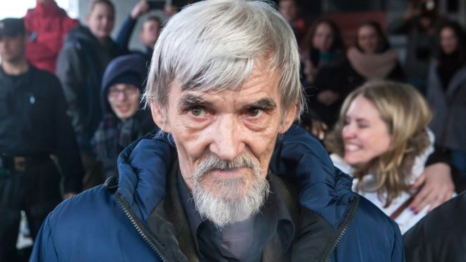 Photo of Прокурор запросил для историка Дмитриева 15 лет колонии строгого режима