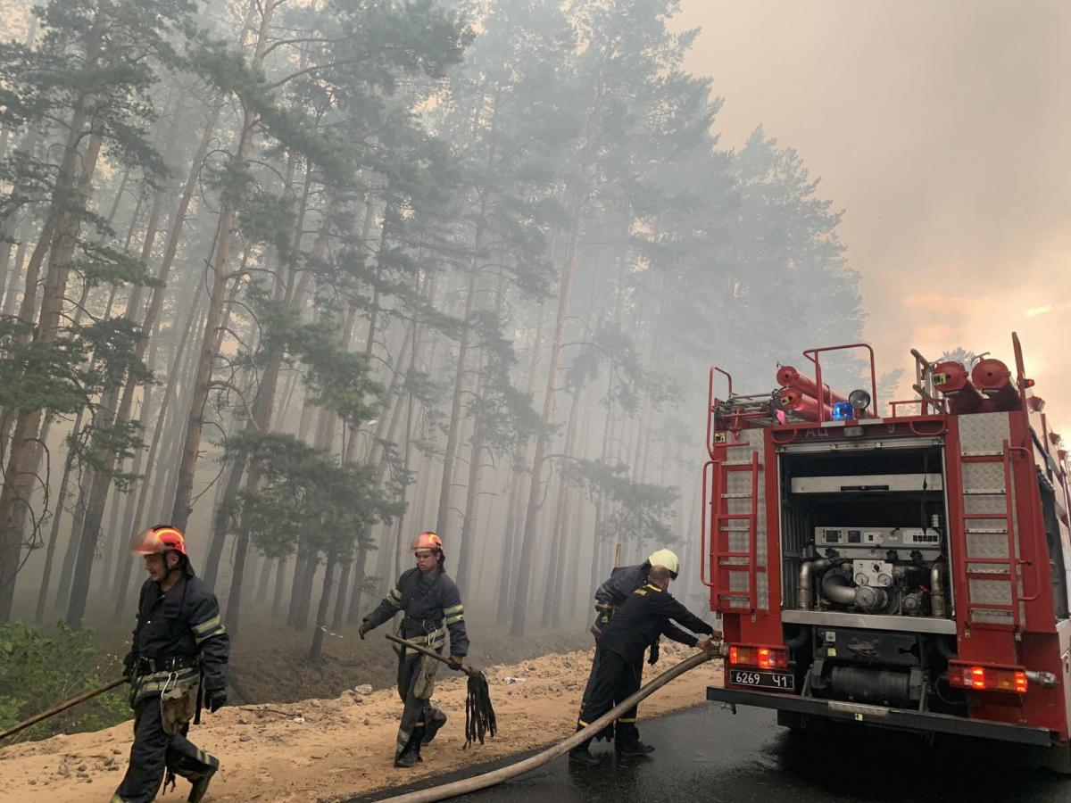 Photo of Количество жертв лесных пожаров на Луганщине возросло до 4 человек, 9 госпитализированы