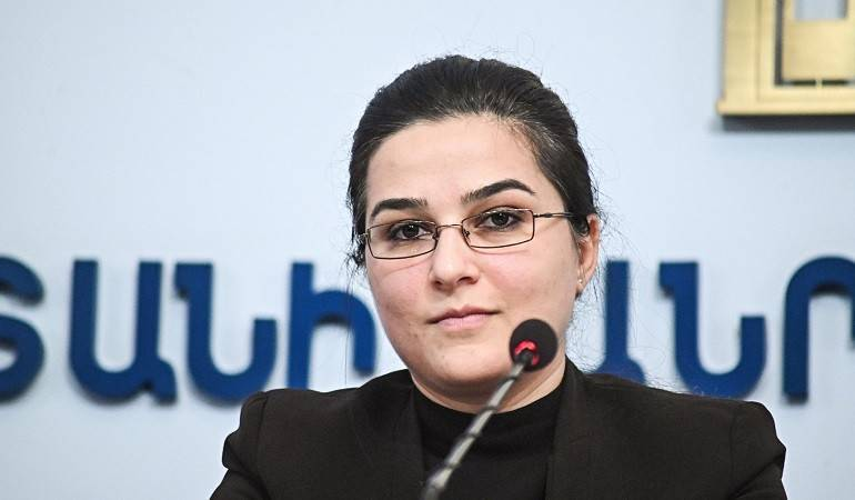 Photo of ՀՀ ԱԳՆ մամուլի խոսնակի պատասխանն Ադրբեջանի ԱԳ նախագահի՝ Խաթայի շրջանում արած հայտարարությունների վերաբերյալ հարցին