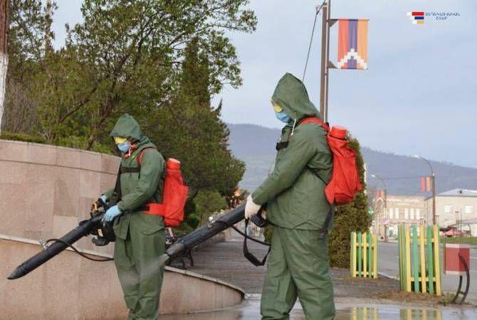 Photo of Чрезвычайное положение в Арцахе продлено до 12 августа