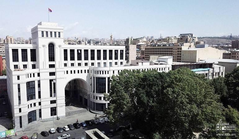Photo of Турция представляет собой угрозу безопасности Армении и всего региона — МИД РА о претензиях Эрдогана