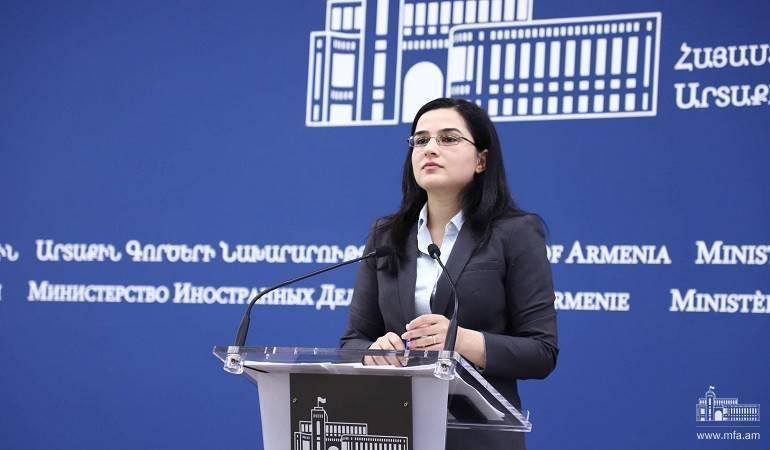 Photo of Севрский мирный договор был, есть и останется историческим фактом – МИД Армении