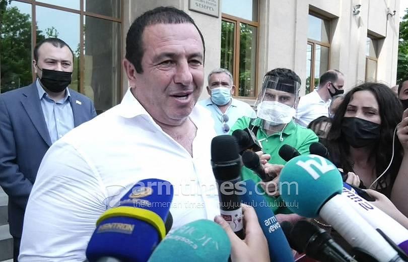 Photo of Дело Гагика Царукяна будет возвращено в суд первой инстанции для нового разбирательства․ Апелляционный суд отклонил решение