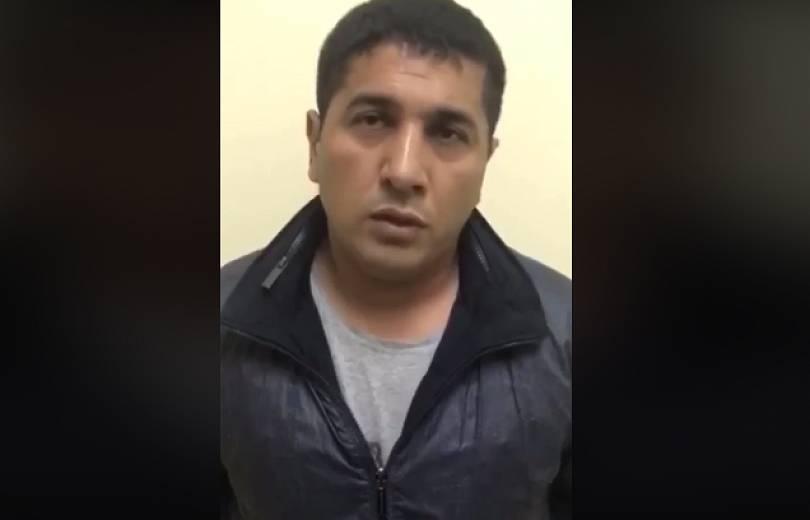 Ռուսաստանի հայերի միությունը ադրբեջանցու հարցաքննության կադրեր է հրապարակել.ժամանակն է փակել արդեն այդ շուկան