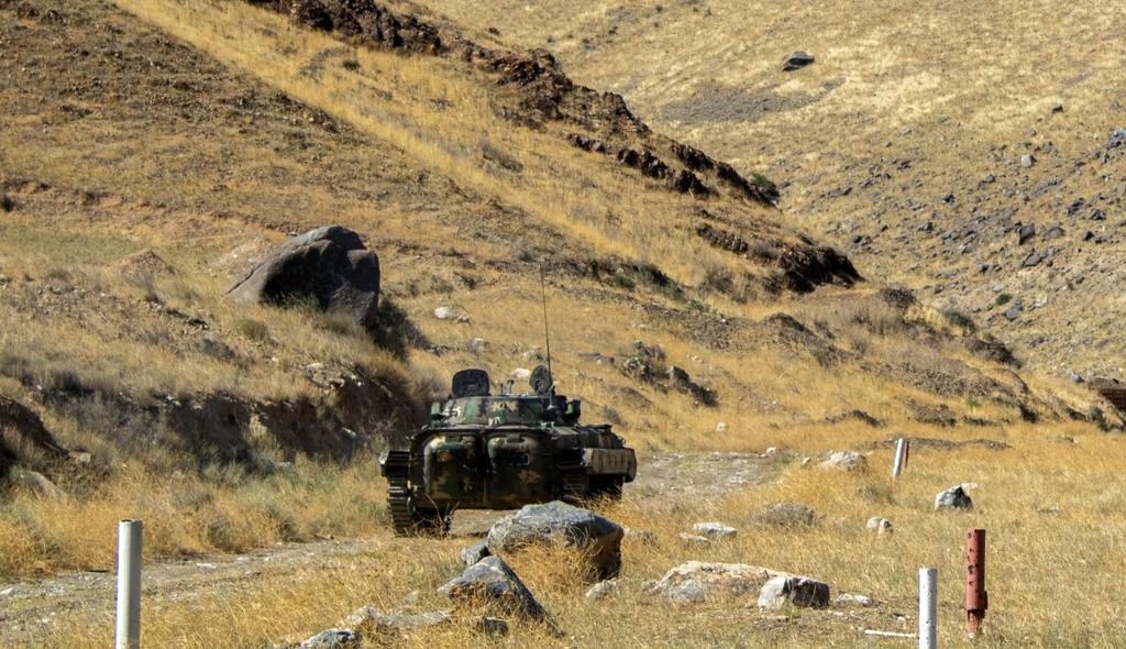 Photo of Մեքենավարման գործնական պարապմունքներ՝ մարտական հրաձգությամբ