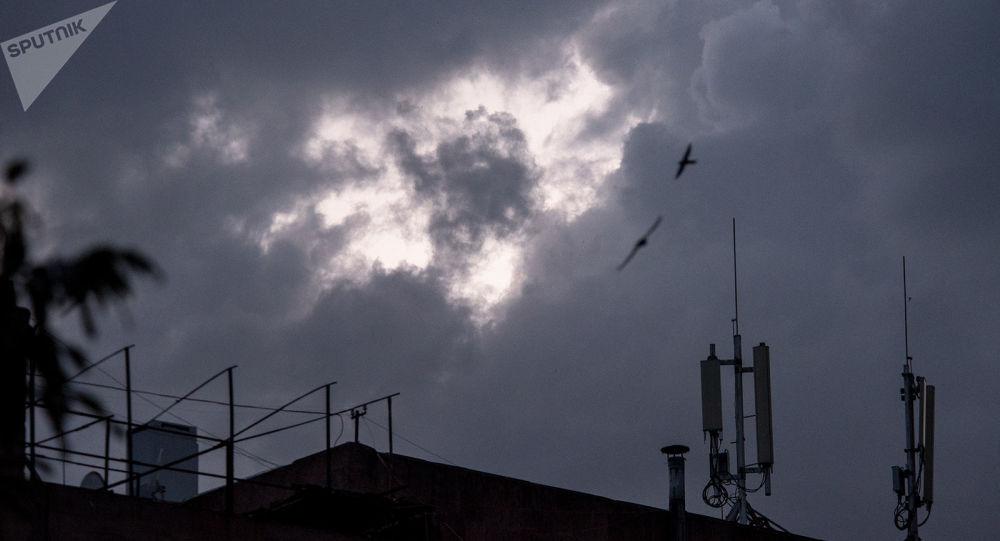 Photo of Циклон надвигается на Армению: ожидаются ливни, грозы, град и шквалистый ветер