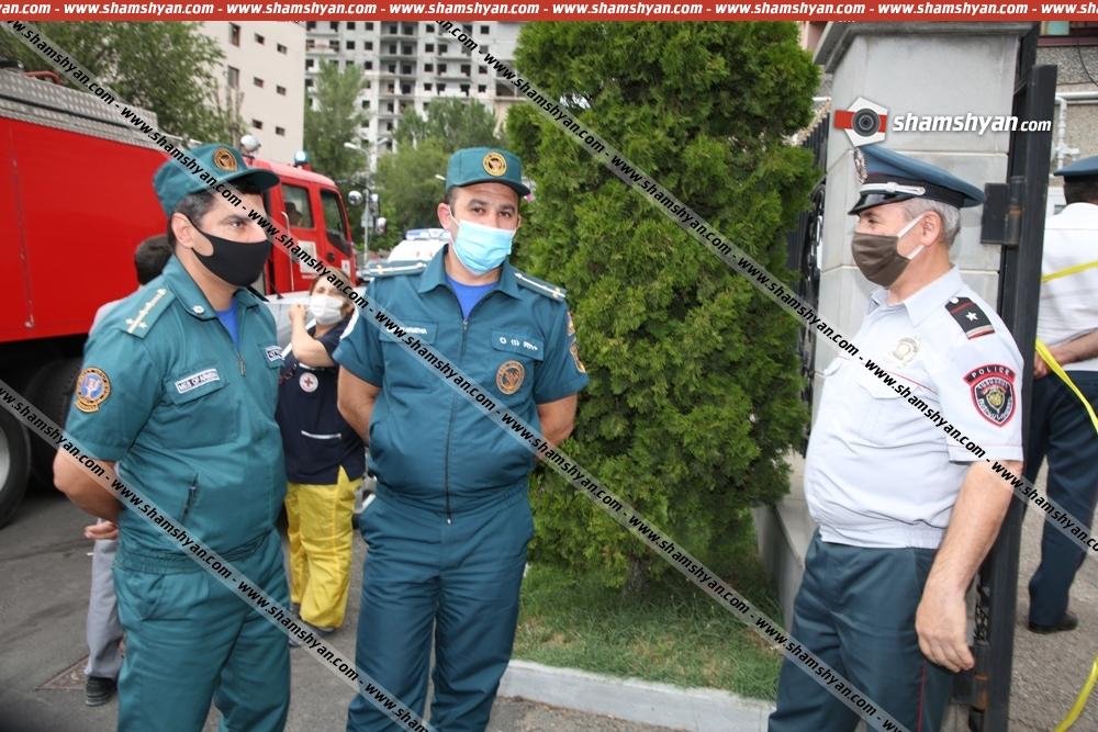 Photo of Նոր մանրամասներ Երևանում կեղծ ռումբի տեղադրման ահազանգի մասին․ Ոստիկանություն է հրավիրվել Մանվել Գրիգորյանի փաստաբանը