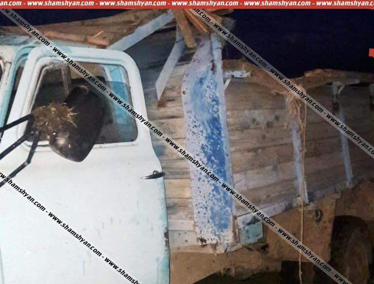 Photo of Ողբերգական ավտովթար Գեղարքունիքի մարզում․ ГАЗ-53-ը սարամիջյան ճանապարհին մի քանի պտույտ գլորվել է․ կա 1 զոհ, 1 վիրավոր