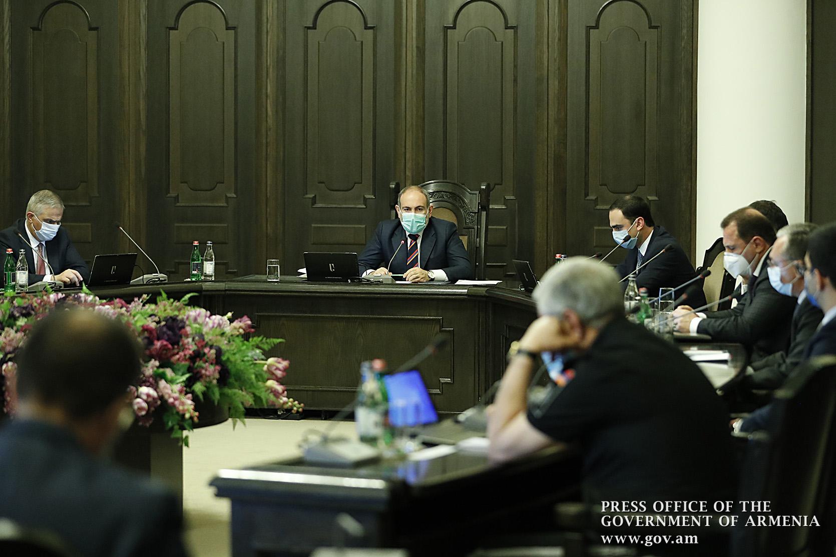 Photo of Կառավարությունը ՀՀ-ում արտակարգ դրության ժամկետը կերկարաձգի ևս 30 օրով` մինչև օգոստոսի 12-ը