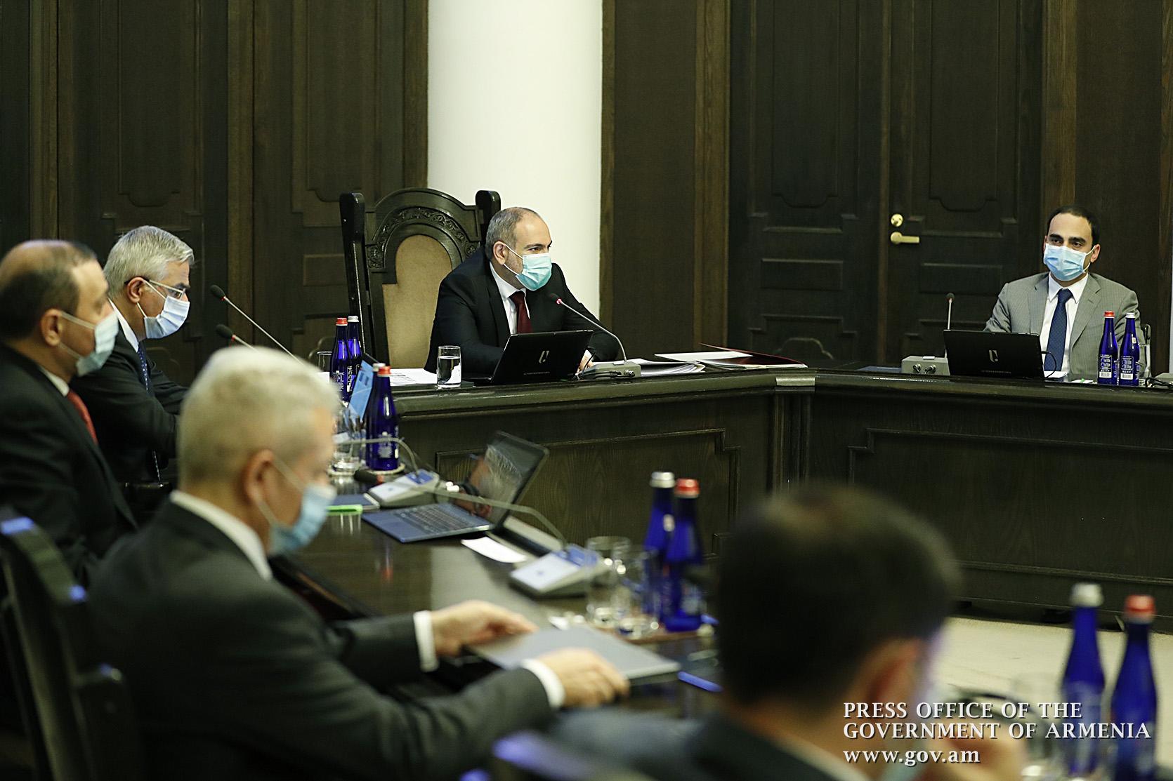 Photo of Премьер-министр Армении обеспокоен обострением ситуации с COVID-19