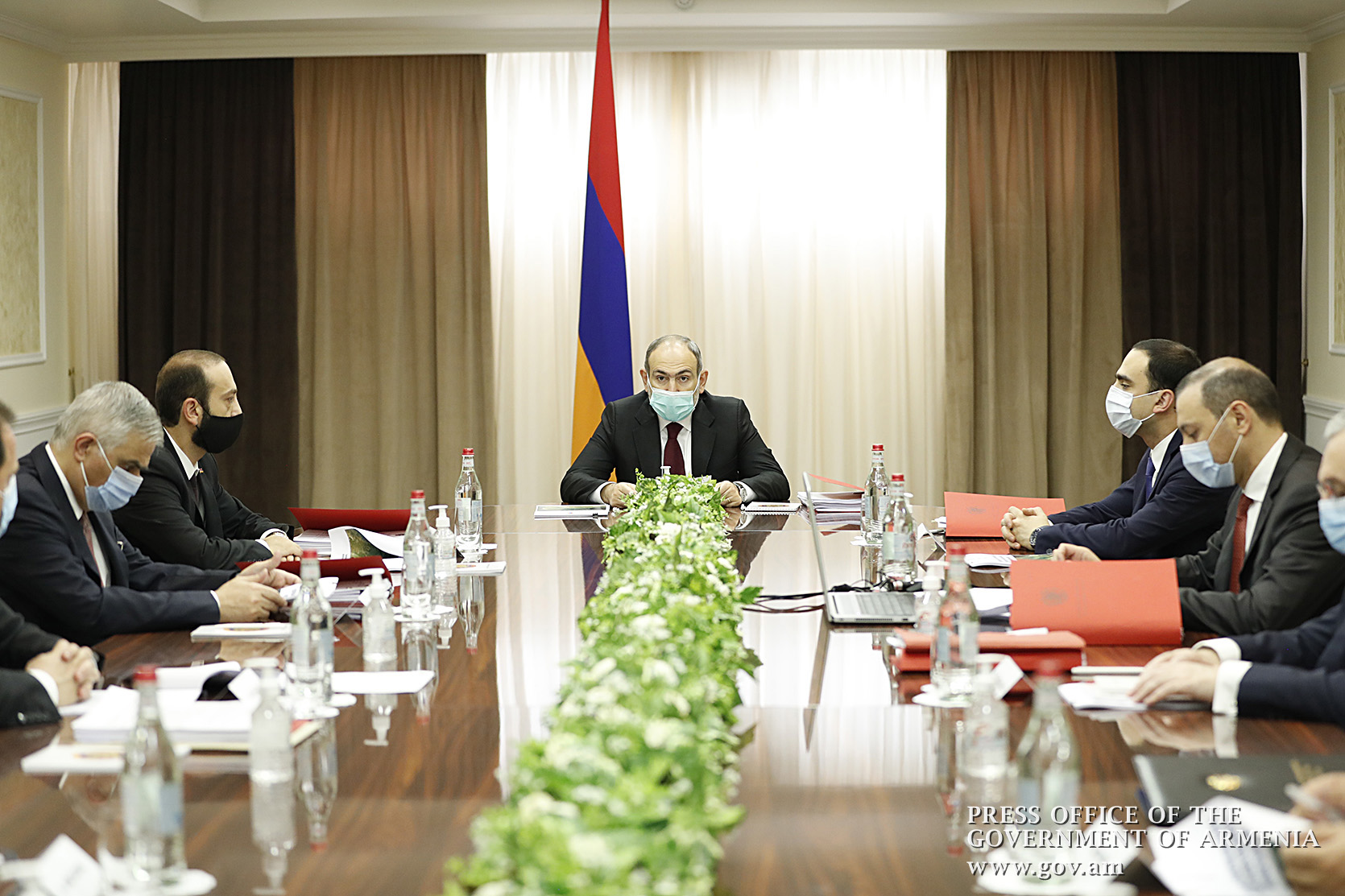 Photo of ԱԽ նիստում վարչապետը հանդես է եկել Ազգային անվտանգության ռազմավարության վերաբերյալ ուղերձով