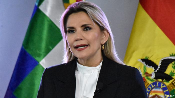 Photo of Хроника пандемии: коронавирус выявили у временного президента Боливии
