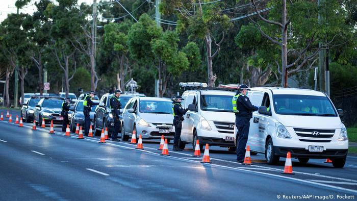 Photo of Австралия вводит шестинедельный лоудаун в Мельбурне из-за коронавируса