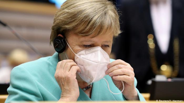 Photo of Меркель призвала мир сплотиться перед лицом пандемии