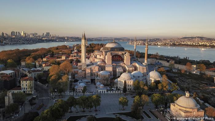 Photo of Всемирный совет церквей призвал Эрдогана пересмотреть решение по Святой Софии