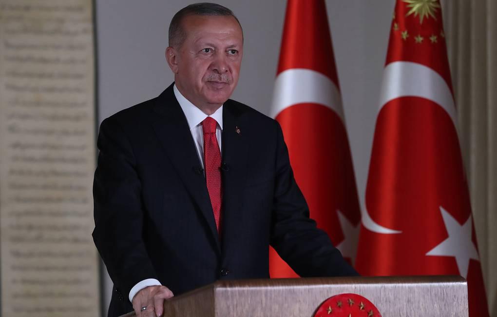 Photo of Эрдоган заявил, что мнение других стран не изменит решение о смене статуса Айя-Софии
