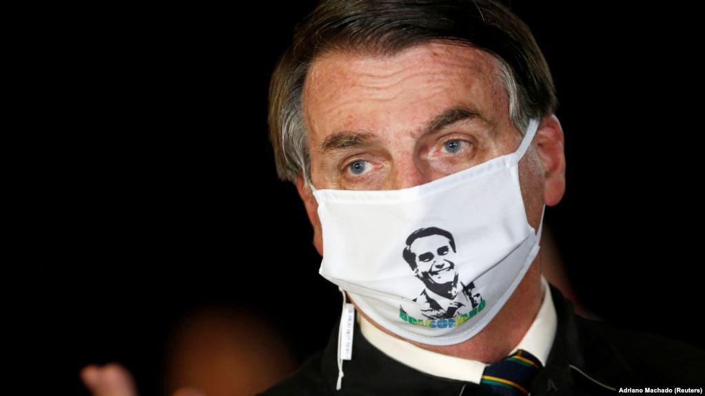 Photo of Президент Бразилии заразился коронавирусом