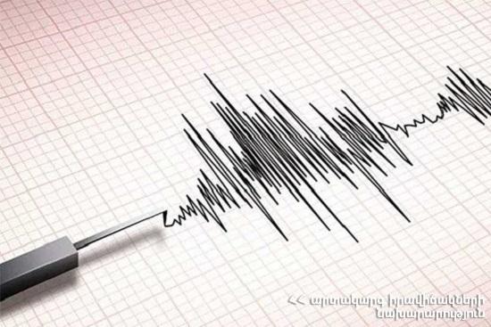 Photo of Армянская сейсмосеть зафиксировала землетрясение в Грузии, в Армении тоже «тряхнуло»