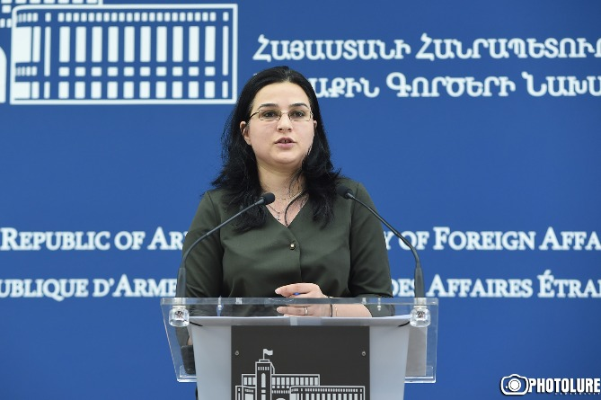 Photo of МИД Армении осудил агрессию Азербайджана против мирного населения сел Чинар и Айгепар